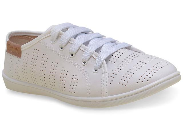 Tênis Feminino Moleca 5605101 Branco