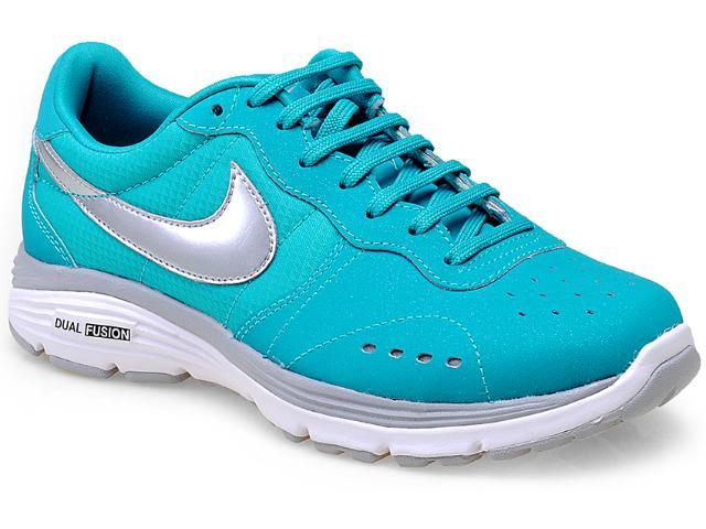 Tênis Feminino Nike 631764-300 Dual Fusion Brs Verde Agua