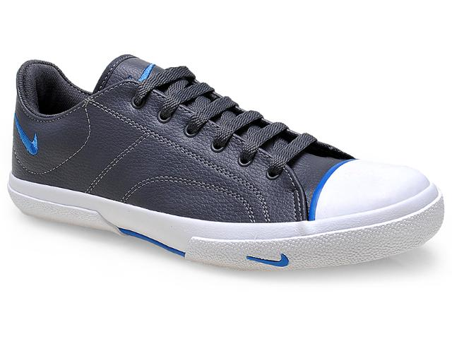 Tênis Masculino Nike 432879-014 Biscuit sl Chumbo/branco