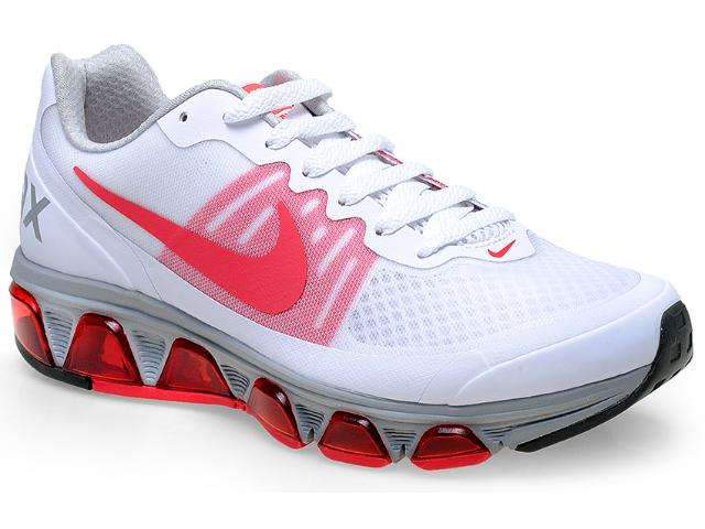 Tênis Feminino Nike 646594-130 Air Max Triade 3 Branco/coral