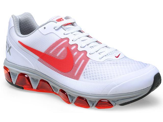 Tênis Masculino Nike 646593-130 Air Max Triade 3 Branco/vermelho