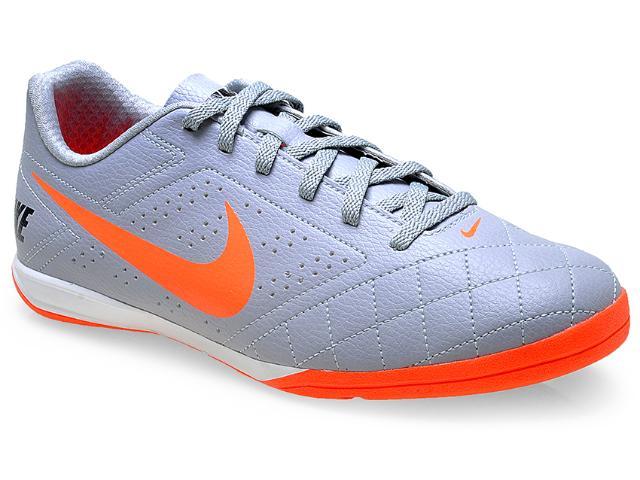 Tênis Masculino Nike 646433-003 Beco 2 Cinza/laranja