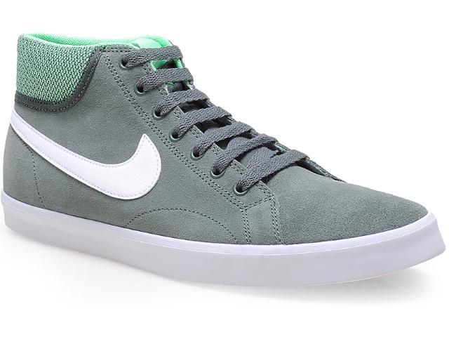 Tênis Masculino Nike 555250-311 Eastham Mid Musgo/verde/branco