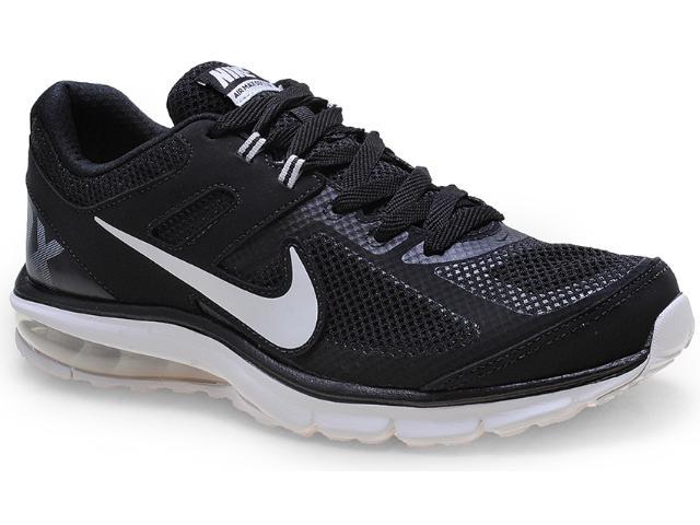 Tênis Masculino Nike 599343-003 Air Max Defy rn Preto/gelo