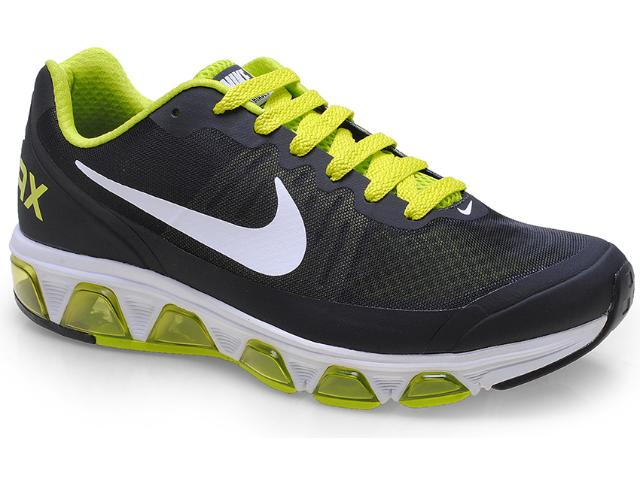 Tênis Masculino Nike 646593-003 Air Max Triade 3 Preto/branco/limão