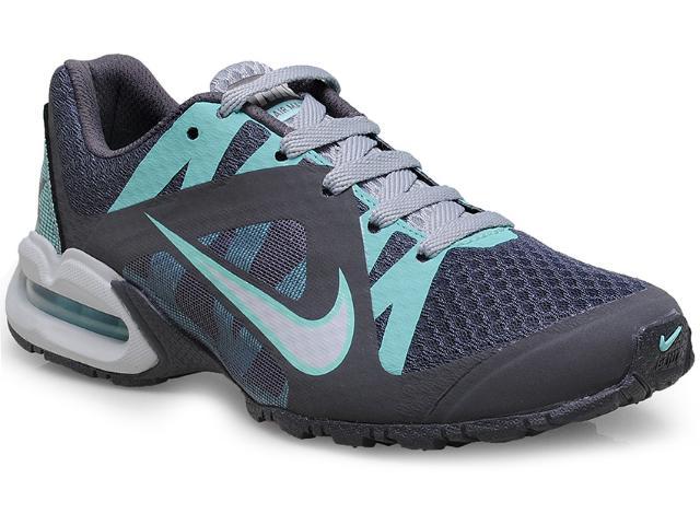 Tênis Feminino Nike 646587-006 Air Max Lte 4 Cinza/verde