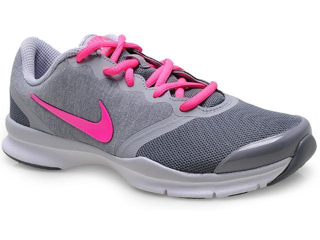 Tênis Feminino Nike 653543-006 In-season tr 4cinza/rosa