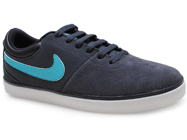 Tênis Masculino Nike 641747-003 Rabona lr Cinza/chumbo