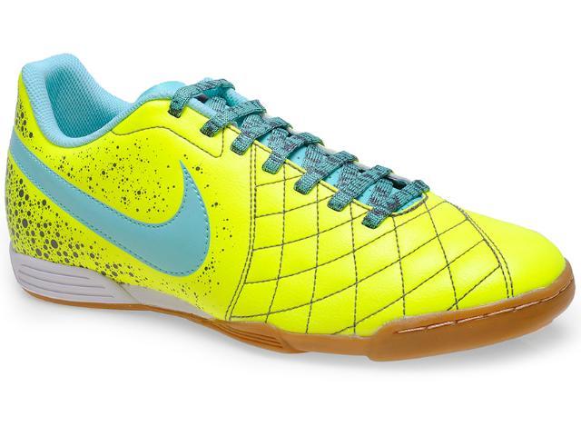 Tênis Masculino Nike 651986-701 Flare 2 ic  Limão/verde Claro