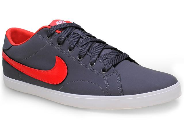 Tênis Masculino Nike 555244-081 Eastham Chumbo/vermelho