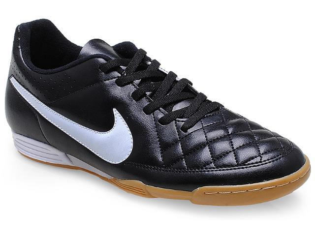 Tênis Masculino Nike 631523-010 Tiempo Rio ii ic Preto/branco