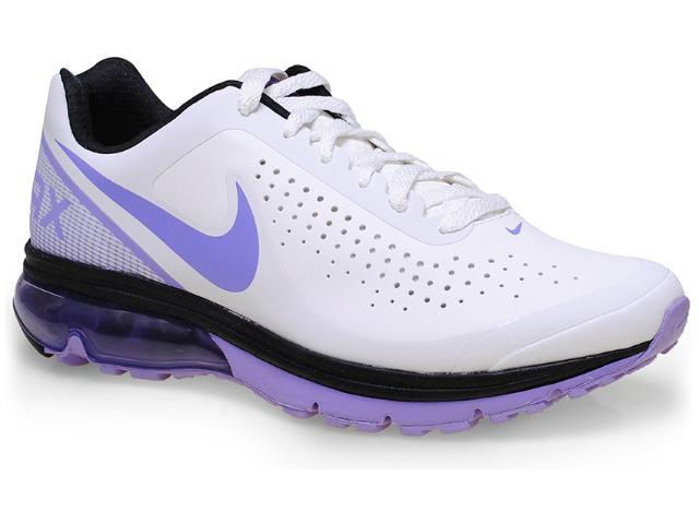 Tênis Feminino Nike 633061-100 Air Max Supreme 2 Branco/lilas