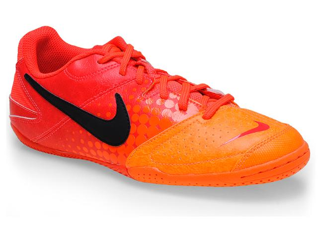 Tênis Masculino Nike 415131-608 Elastico Vermelho/laranja