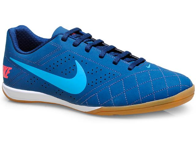 Tênis Masculino Nike 646433-402 Beco 2 Marinho/azul