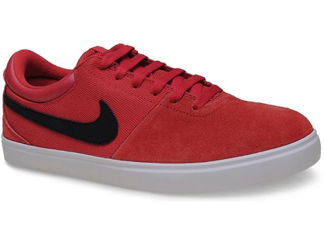 Tênis Masculino Nike 641747-601 Rabona lr  Vermelho/preto