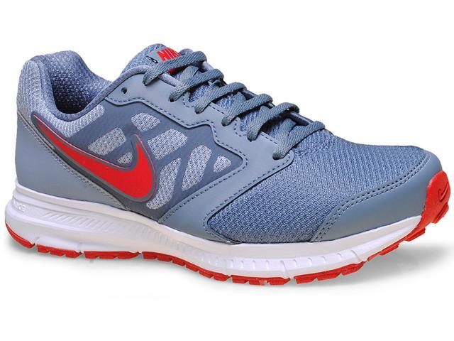 Tênis Masculino Nike 684658-404 Downshifter 6 Msl  Chumbo