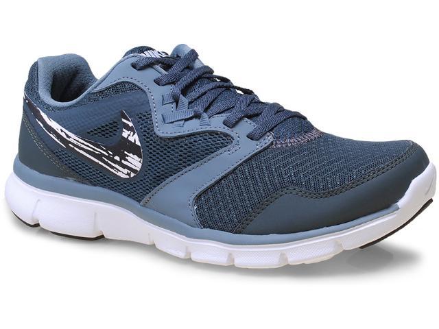 Tênis Masculino Nike 652852-014 Flex Experience rn 3 Msl Grafite/branco
