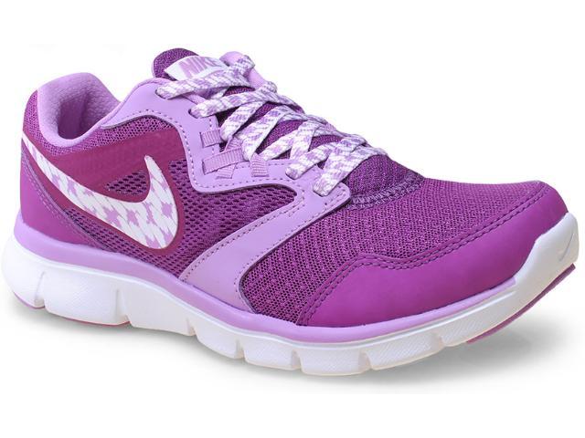 Tênis Feminino Nike 652858-500  Flex Experience rn 3 Msl Violeta