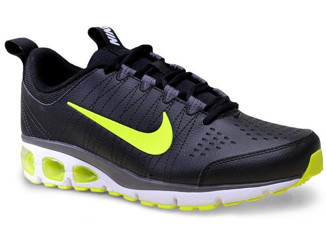 Tênis Masculino Nike 724323-002 Air Max Mm300 Preto/limão