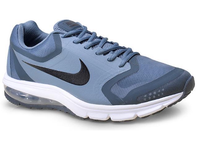 Tênis Masculino Nike 707394-402 Air Max Premiere Run Cinza/branco