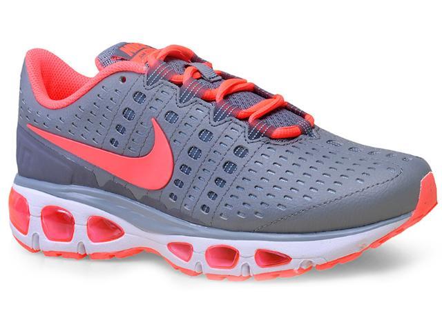 Tênis Feminino Nike 724071-003 Wmns Air Max Mm400  Cinza/laranja