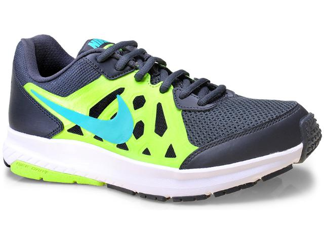 Tênis Masculino Nike 724944-003 Dart 11 Msl  Preto/limão