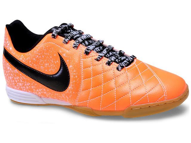 Tênis Masculino Nike 651986-801 Flare 2 ic Laranja Neon