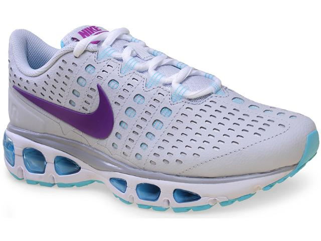 Tênis Feminino Nike 724071-004 Wmns Air Max Mm400 Cinza/roxo/azul