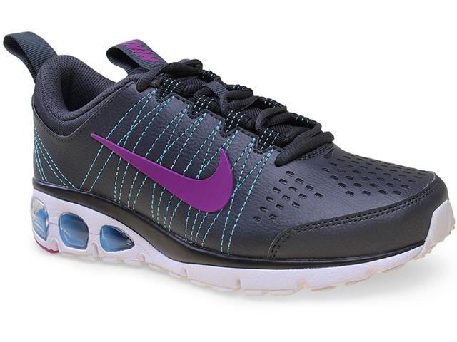 Tênis Feminino Nike 724070-004 Wmns Air Max Mm300 Chumbo/roxo