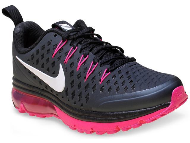 Tênis Feminino Nike 706994-005 Wmns Air Max Supreme 3  Preto/pink