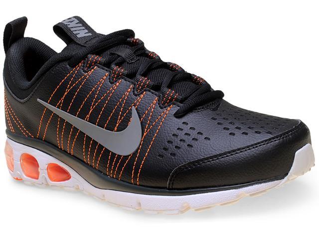 Tênis Masculino Nike 724323-006 Air Max Mm300 Preto/laranja