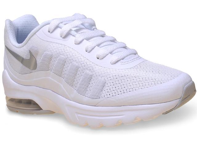 Tênis Feminino Nike 749866-100 Wmns Air Max Invigor  Branco