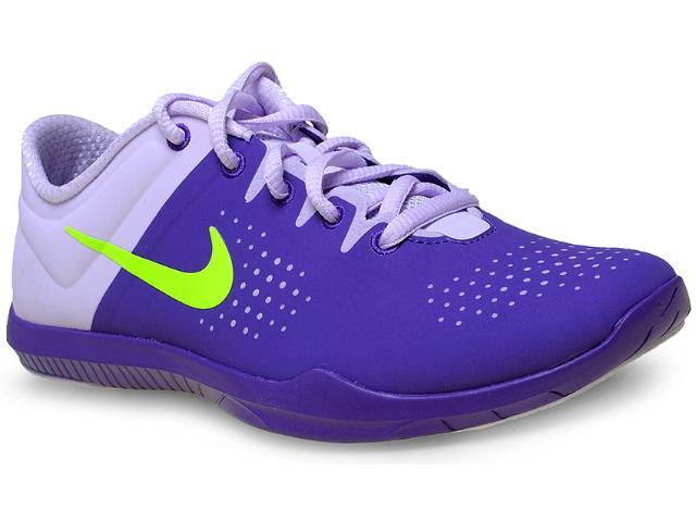 Tênis Feminino Nike 616057-500 Studio Trainer Roxo/lilas