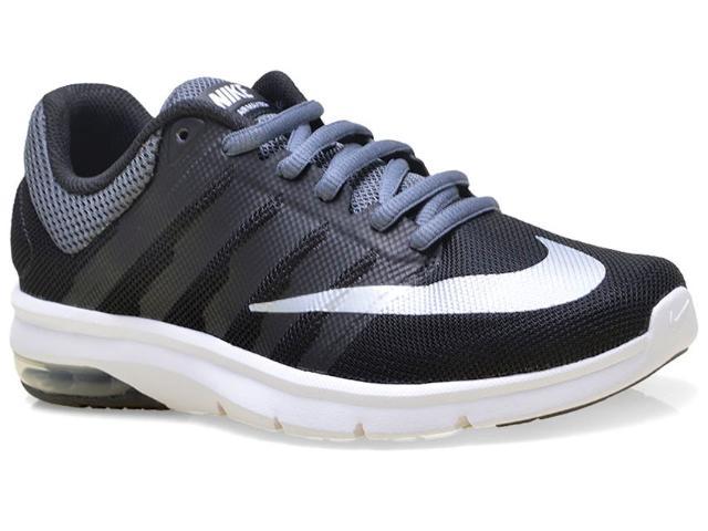 Tênis Feminino Nike 811100-010 Wmns Air Max Era Preto/grafite/branco