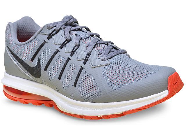 Tênis Masculino Nike 819150-002 Air Max Dynasty Msl  Cinza Escuro