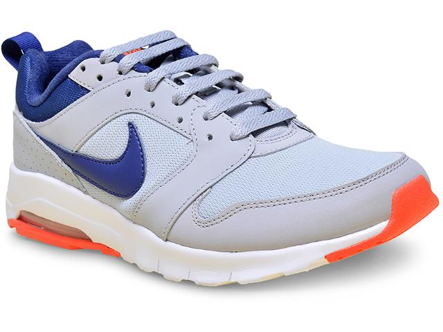 Tênis Masculino Nike 819798-046 Air Max Motion Cinza/marinho