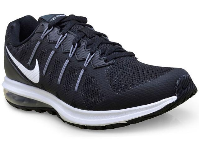 Tênis Masculino Nike 819150-001 Air Max Dynasty Msl Preto/branco