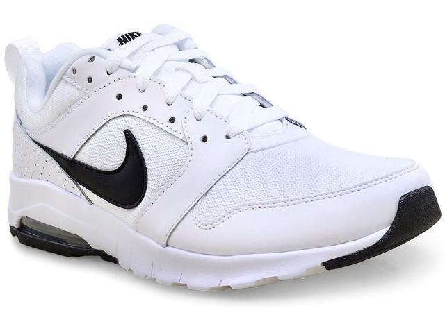 Tênis Masculino Nike 819798-100 Air Max Motion Branco/preto
