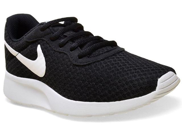 Tênis Feminino Nike 812655-011 Tanjun  Preto/branco
