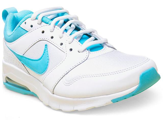 Tênis Feminino Nike 819957-141 Air Max Motion Branco/azul