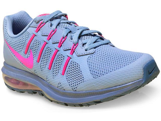 Tênis Feminino Nike 819154-401 Air Max Dynasty Msl  Azul/pink