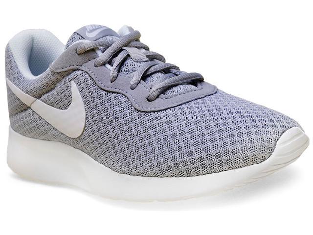 Tênis Feminino Nike 812655-010 Tanjun Cinza