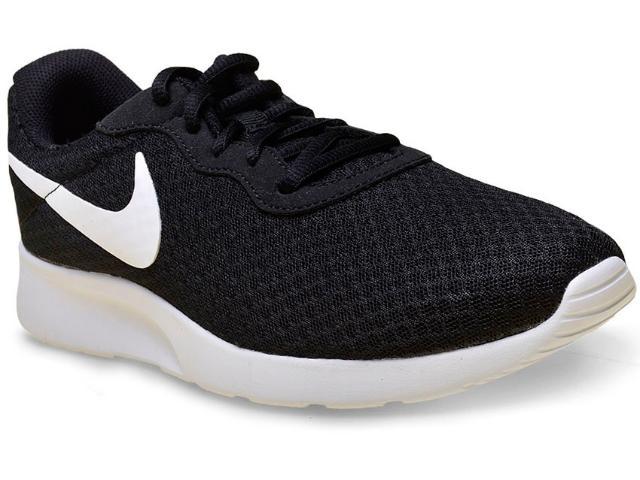 Tênis Masculino Nike 812654-011 Tanjun Preto/branco