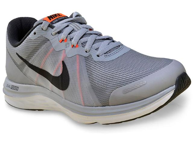 Tênis Masculino Nike 819316-005 Dual Fusion x 2  Cinza/preto
