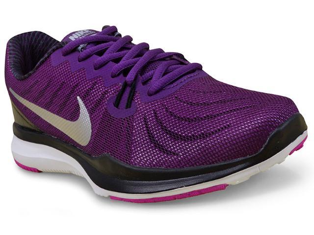 Tênis Feminino Nike 909009-500 Womwns in Season 7 Roxo/preto
