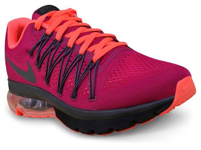 Tênis Feminino Nike 852693-601 Air Max Excellerate 5  Fuscia/rosa Neon