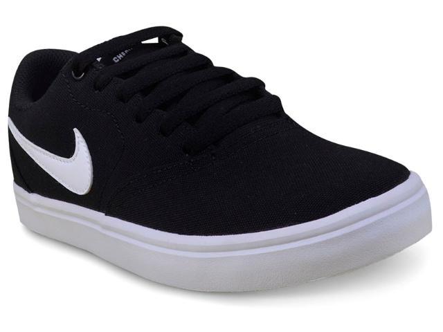Tênis Feminino Nike 921463-010 Wmns sb Check ss Preto/branco