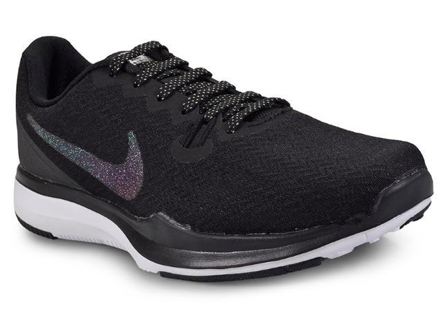 Tênis Feminino Nike 921707-001 in Season tr 7 Preto