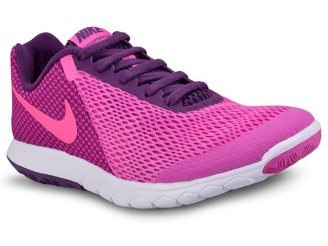 Tênis Feminino Nike 881805-601 Flex Experience rn 6 Pink