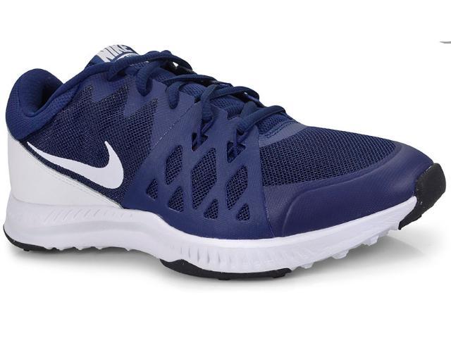Tênis Masculino Nike 852456-404 Air Epic Speed tr ii Marinho/branco